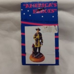 "America's Heroes ""FIREMAN"" Limited Edition"